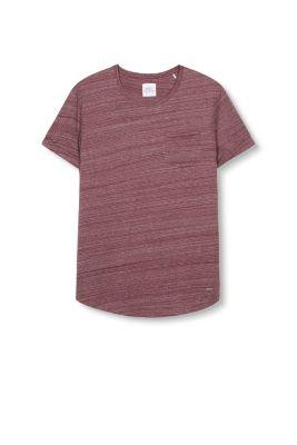 EDC T shirt Long Jersey chiné
