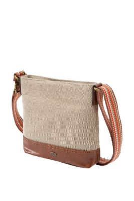 Petit sac porté épaule en textile