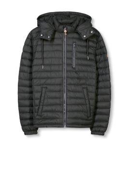 Esprit Gewatteerde jas zippoff