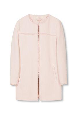 Esprit Open tweed mantel van