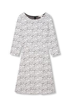 Esprit Uitlopende jurk met
