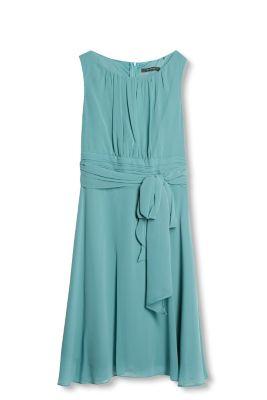 Esprit Feminiene jurk van fijn