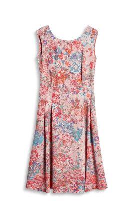 Esprit Soepele jurk van stretchy