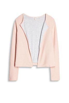 Esprit Open jasje met jersey