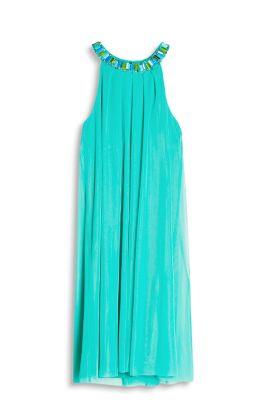 Esprit Fijne mesh jurk met