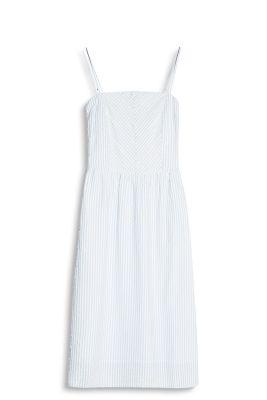 Esprit Seersucker jurk 100% katoen
