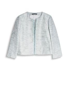Esprit Gestructureerd jasje met