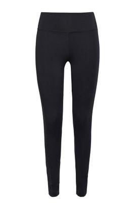 Esprit Legging met prints opzij, E-DRY Black for Women