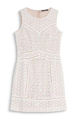 Esprit Getailleerde jurk van