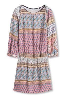 Esprit Soepele jurk van fijne