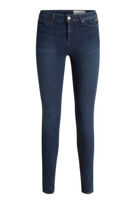 Esprit Stretchjeans met shaping