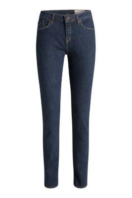 Esprit Smalle dark jeans met
