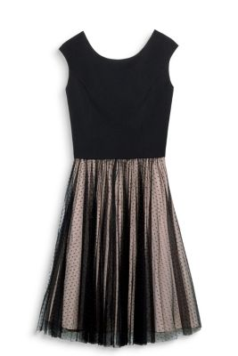 Esprit Feestelijke jurk met rok