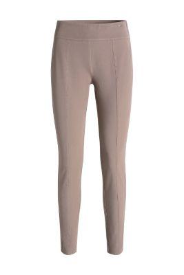 Esprit Figuurvormende broek van