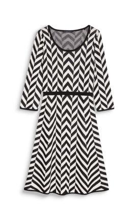 Esprit Gebreide jurk met