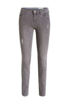 Esprit Grijze skinny jeans met
