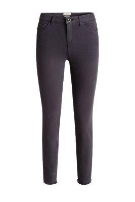 Esprit Skinny jeans met rafelige