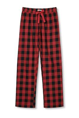 Esprit Flanellen pyjamabroek van