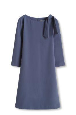 Esprit Soepele crêpe jurk met