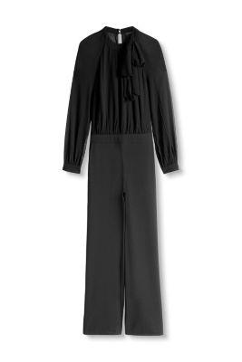 Esprit Soepele jumpsuit van een