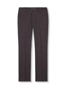 Esprit Geruite pantalon van