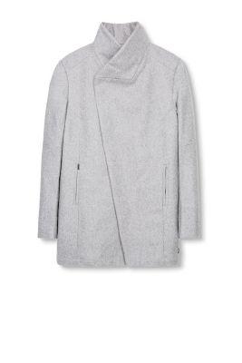 Esprit Asymmetrische mantel van