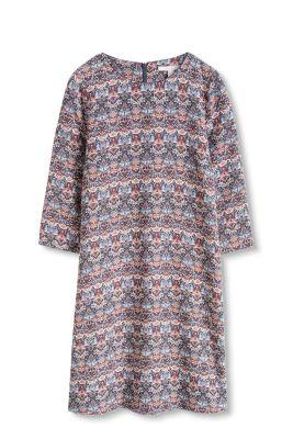 Esprit Soepele jurk met print in