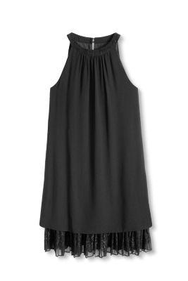 Esprit Soepele chiffon jurk met