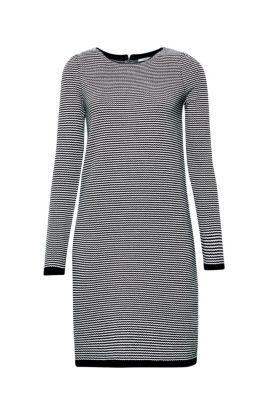 Esprit Gebreide jurk met golvende