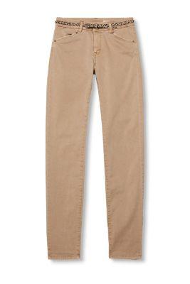Esprit Katoenen broek met
