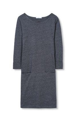 Esprit Gemêleerde jersey jurk