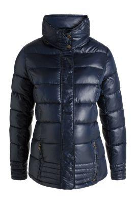 Esprit Gewatteerde jas met
