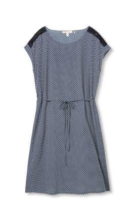 Esprit Soepele jurk met print en