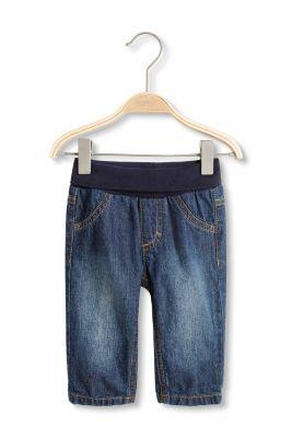 Esprit Zachte basic jeans met een