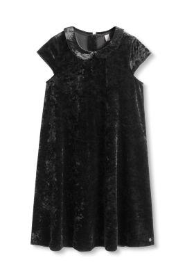 Esprit Soepele jurk van zacht