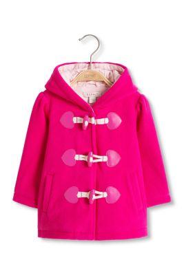 Esprit Fleece duffelcoat met