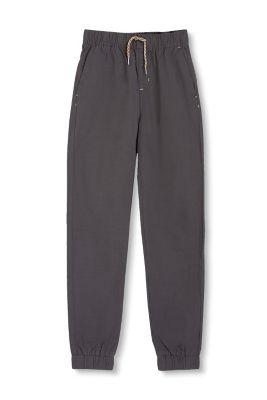 Esprit Baggy broek van 100% katoen