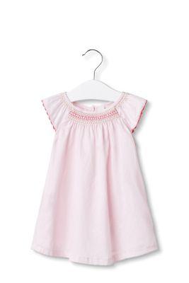 Esprit Gesmokte jurk van