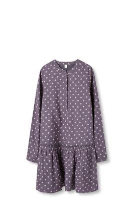 Esprit Soepele jurk met een print