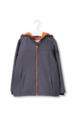 Esprit Softshell jas met fleece