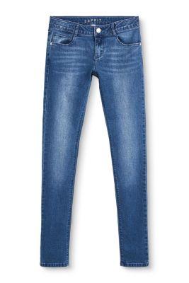 Esprit Mädchen,Kinder Stretch-Jeans mit Verstellbund  | 3663760796834