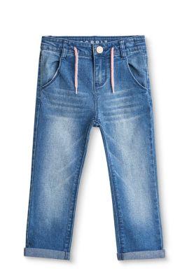 Esprit Mädchen,Kinder Lässige Stretch-Jeans in 7/8-Länge  | 3663760737622