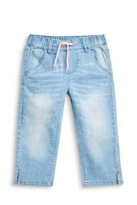 Esprit Mädchen,Kinder Lässige Stretch-Jeans in 7/8-Länge blau | 3663760757217