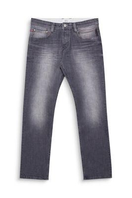 Jeans van 100% katoen