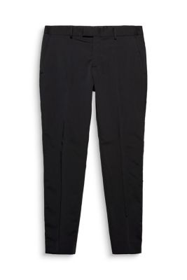 Pantalon de costume en twill stretch