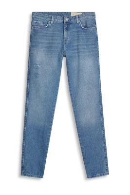 Jean vintage décontracté, 100 % coton