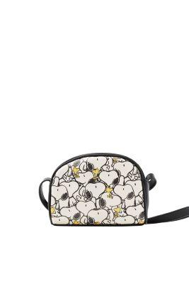 Petit sac porté épaule, imprimé Snoopy