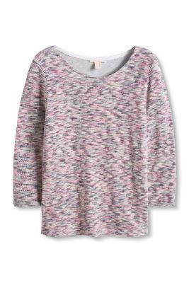 Sweater léger d´aspect bouclette