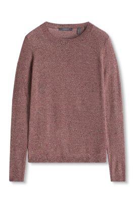 Sweater luxueux à teneur en soie