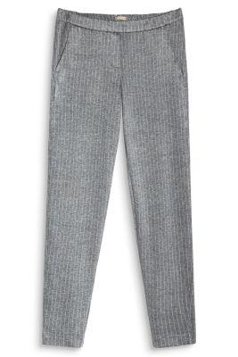 Pantalon à rayures tennis en jersey stretch